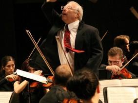 Bronx orchestra maestro
