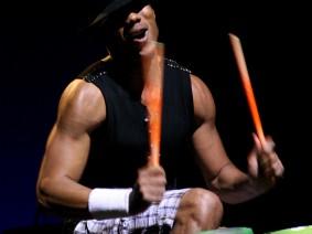 street beat drummer